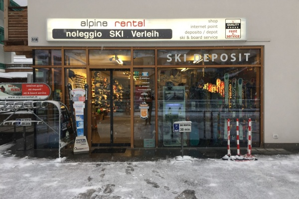 SG Alpine Rental
